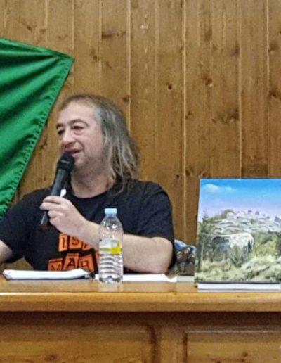 Presentación libro Villanueva de Ávila