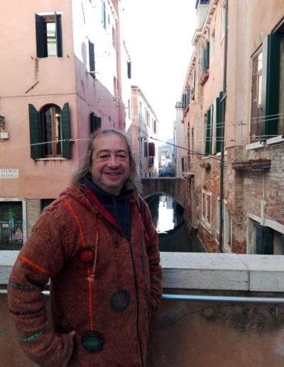 José Antonio Venecia (Italia)